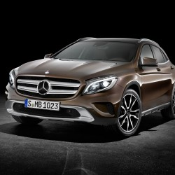 Multi-talented: The new Mercedes-Benz GLA