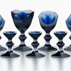 Limited Edition Chess Set by Nendo for Baccarat's 250th Anniversary - 2