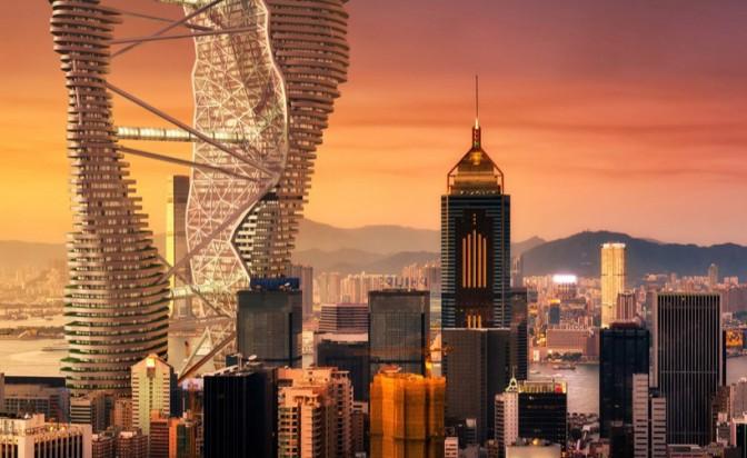 Екологичен мини-метрополис ще отразява идентичността на Хонг Конг