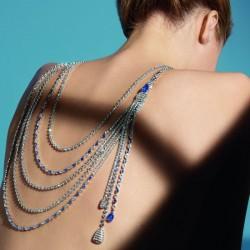 Морски възли от злато и диаманти във Flying Cloud от Chanel