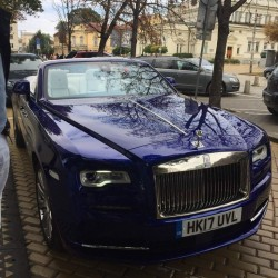 Тест драйв с новия Rolls Royce Dawn - 4