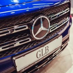 Новият член в SUV семейството на Mercedes-Benz