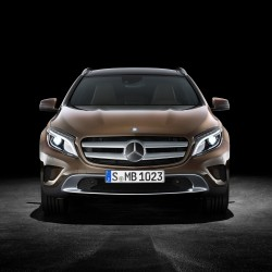 Multi-talented: The new Mercedes-Benz GLA - 2