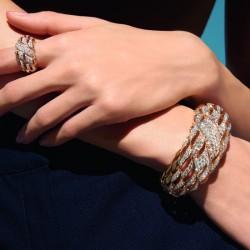 Морски възли от злато и диаманти във Flying Cloud от Chanel - 5