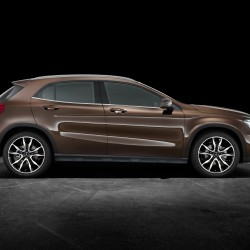 Multi-talented: The new Mercedes-Benz GLA - 3