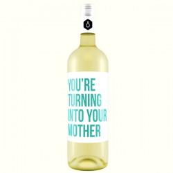 Откровените бутилки вино - 9