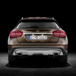 Multi-talented: The new Mercedes-Benz GLA - 4