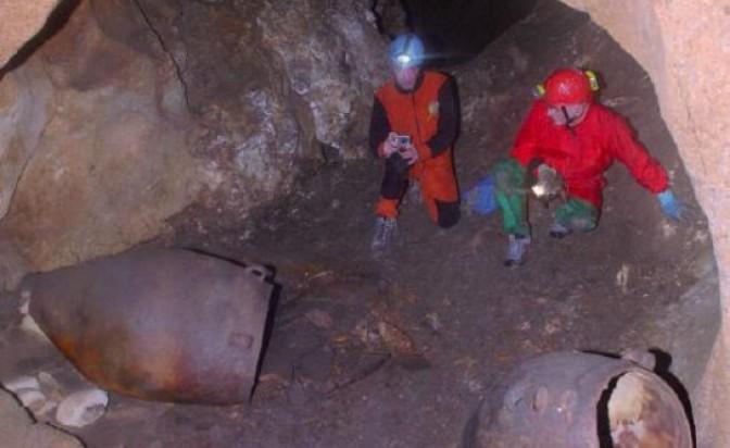 Откриха най-старото вино в света