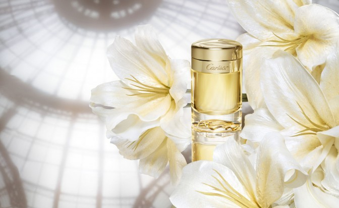 Baiser Volé - The new Essence de Parfum by Cartier