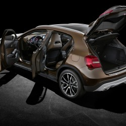 Multi-talented: The new Mercedes-Benz GLA - 5