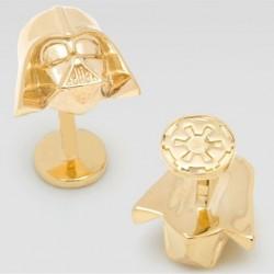 14K Gold Star Wars Cufflinks - 2