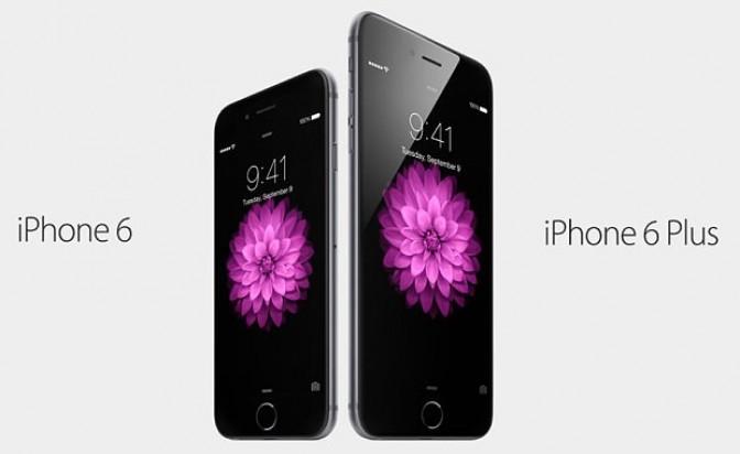 Ladies and gentlemen, iPhone 6 plus iPhone 6 Plus!