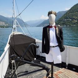 Как езерото Комо се оказа фон на три пищни ревюта на Dolce & Gabbana - 11