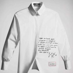 7 бели ризи в памет на Карл Лагерфелд - 2