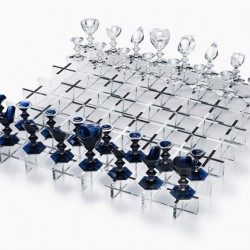 Limited Edition Chess Set by Nendo for Baccarat's 250th Anniversary - 7