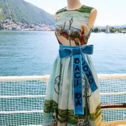 Как езерото Комо се оказа фон на три пищни ревюта на Dolce & Gabbana - 12