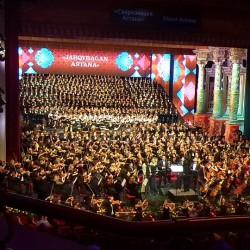 Помитащият звук на искрящата Астана - 3