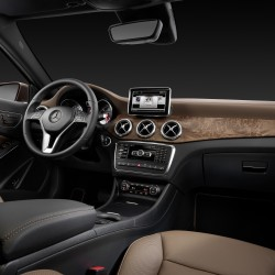 Multi-talented: The new Mercedes-Benz GLA - 7