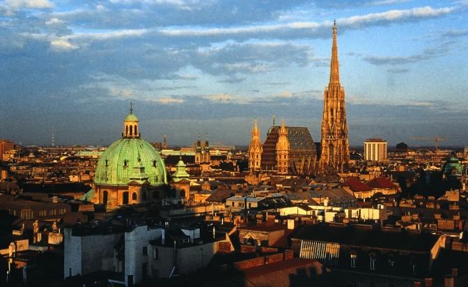Three fairy tales of Vienna