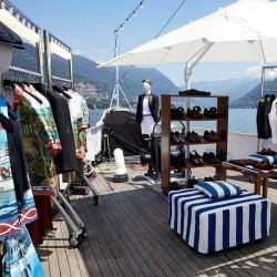 Как езерото Комо се оказа фон на три пищни ревюта на Dolce & Gabbana - 13