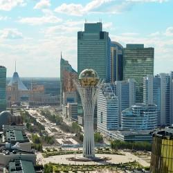 Помитащият звук на искрящата Астана - 4