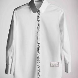 7 бели ризи в памет на Карл Лагерфелд - 4