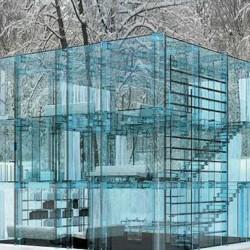 Стъклен дом от Santambrogio - 3
