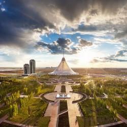 Помитащият звук на искрящата Астана - 5