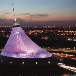Помитащият звук на искрящата Астана - 6
