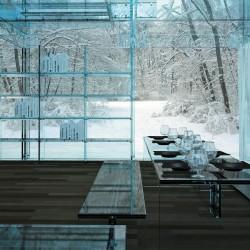 Стъклен дом от Santambrogio - 1
