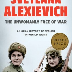 The woman with the courage to write about Chernobyl, wars and human suffering - 3