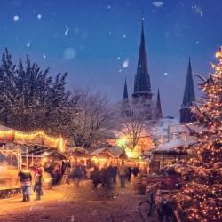 5 дестинации в духа на Коледа