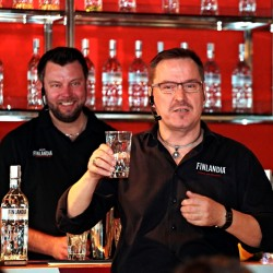 Top experts from Finlandia Vodka revealed the secrets of pure vodka