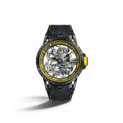 Roger Dubuis dares to be rare and races with Pirelli