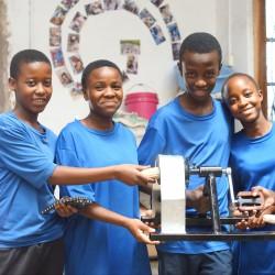 Младите изобретатели на Танзания - 1