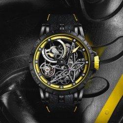 Roger Dubuis dares to be rare and races with Pirelli - 2