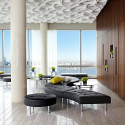 A Touch of Tennis at Trump Soho New York