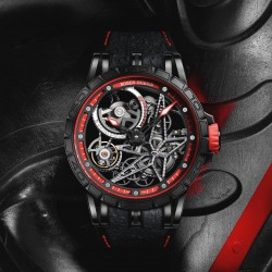 Roger Dubuis dares to be rare and races with Pirelli - 3