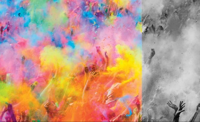 Цветовете в очите ни
