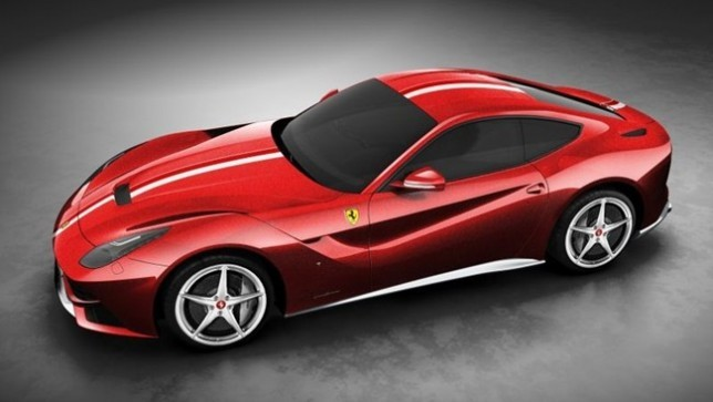 A gift from Ferrari for Singapore's anniversary