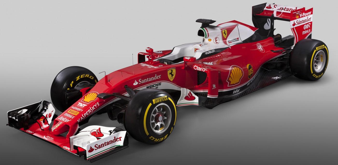 Завръщането на Ferrari