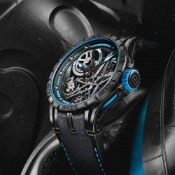 Roger Dubuis dares to be rare and races with Pirelli - 5