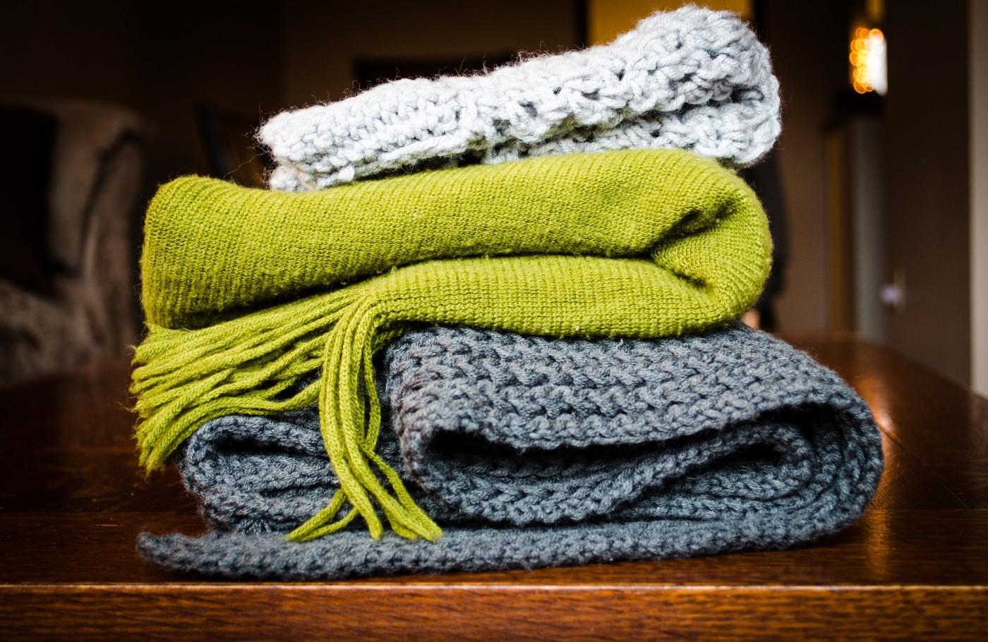 шал, одеяло, scarf