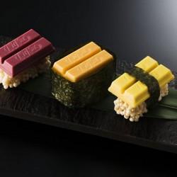 KitKat суши! Кой би си помислил