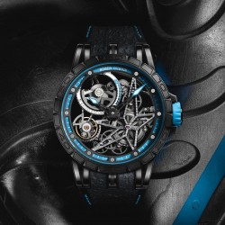 Roger Dubuis dares to be rare and races with Pirelli - 6