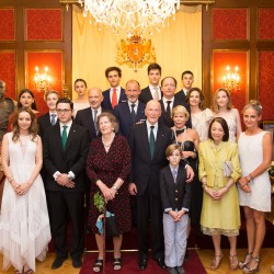 Simeon II Celebrates his 80th Birthday with a magnificent event