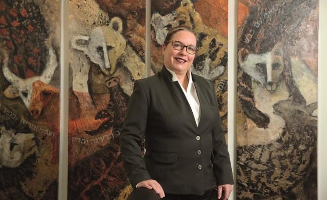 Запознайте се с Н.Пр. Ирит Лилиан, посланик на Израел