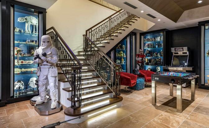 26,5 млн. долара за тайната къща на Люк Скайуокър