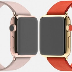 Apple Watch - and gold, of course
