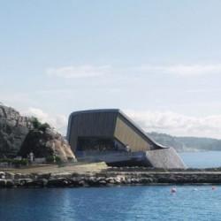 Три месеца до откриването на първия подводен ресторант в Европа - 3